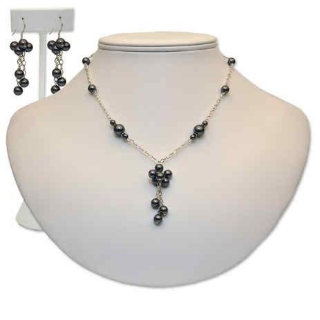 bridal pearl jewelry