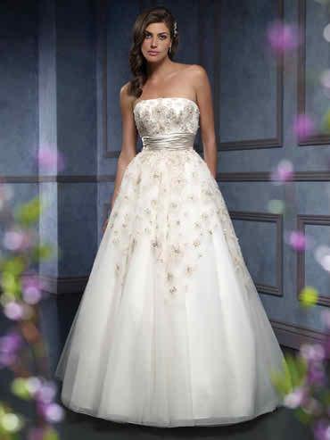 ball wedding gowns