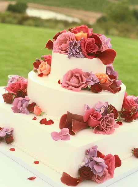 the right model of wedding cake 4