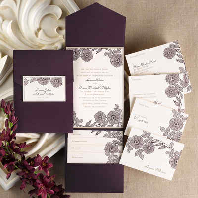 the role of wedding invitations