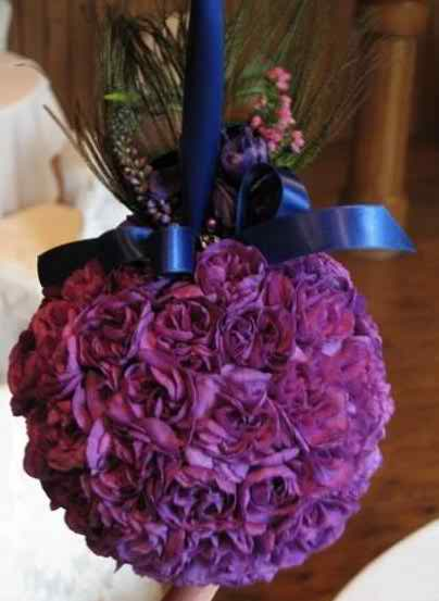 the spherical bouquet 23