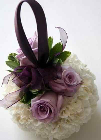 the spherical bouquet 3