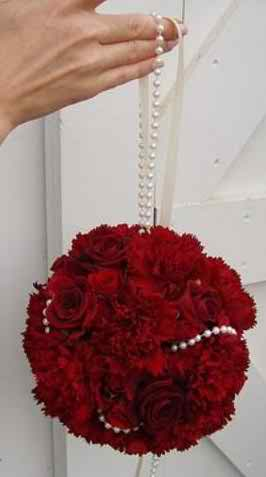 the spherical bouquet 32