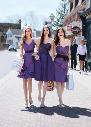 the summer bridesmaid dresses