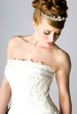 tiaras for the bride
