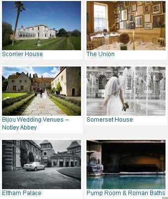 tips for picking the right wedding venues