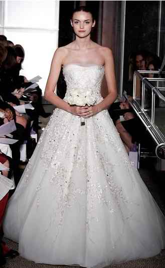 trendy wedding dresses in this spring3