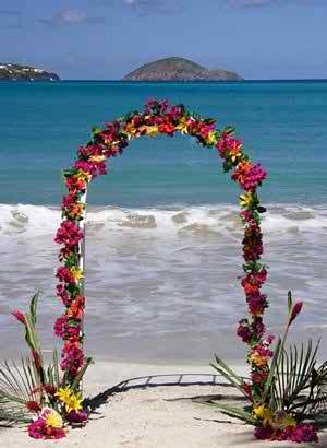 tropical wedding flowers 2