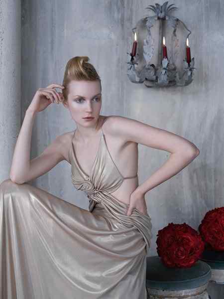 unusual wedding dress models