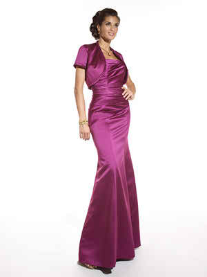 various styles for the mother of the bride dresses