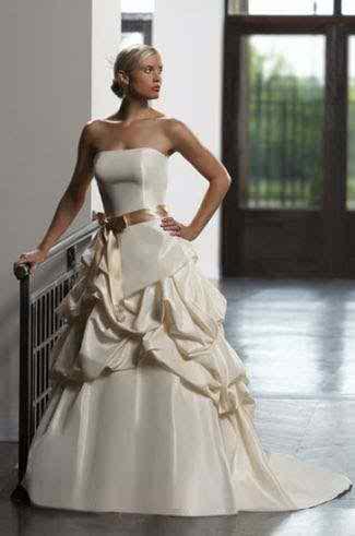 various types of Eden wedding dresses 2