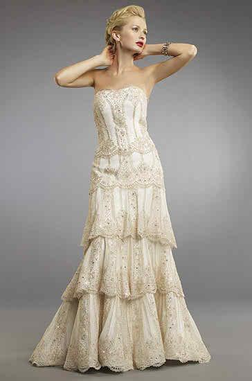 various types of Eden wedding dresses 3