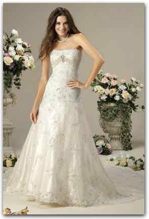 Want something special? Have a Venus wedding dress ...
