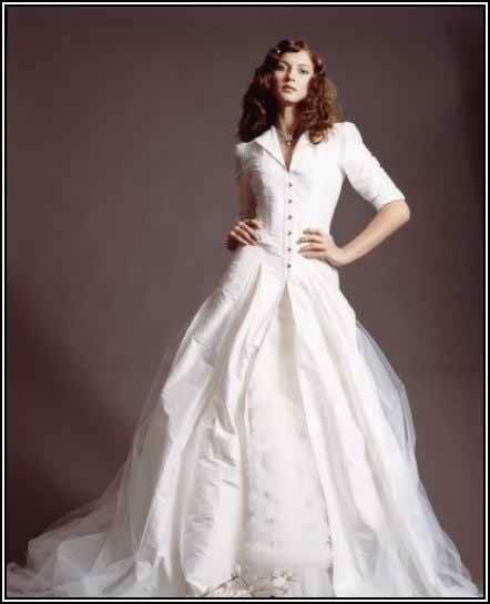 vintage wedding dresses2