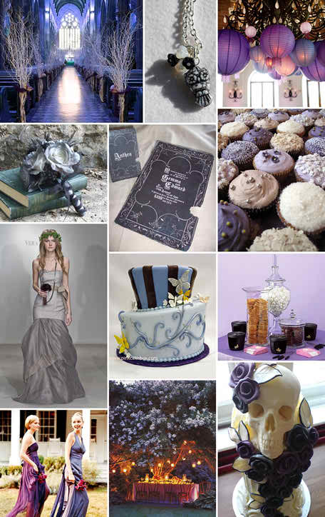 wedding Halloween themes 3