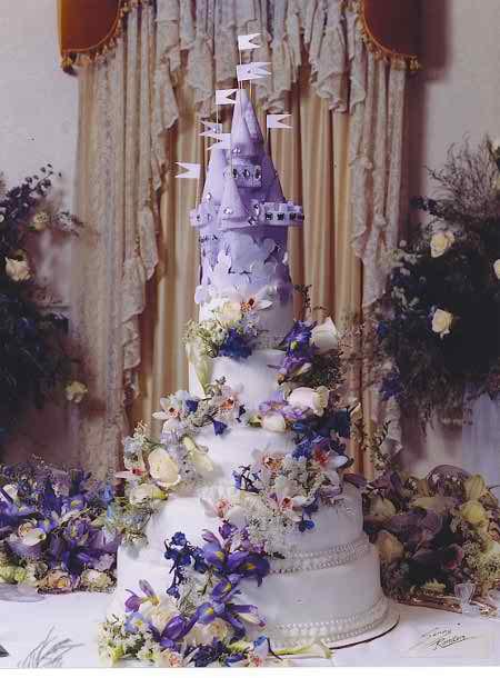 Wedding Cakes With Fairytale Theme 2 Topweddingsites