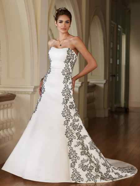 wedding dresses trends