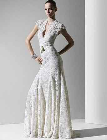 wedding dresses with sleeves5