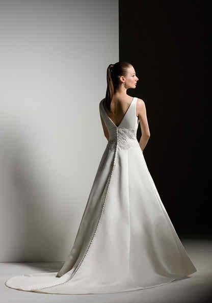wedding dresses with straps 2