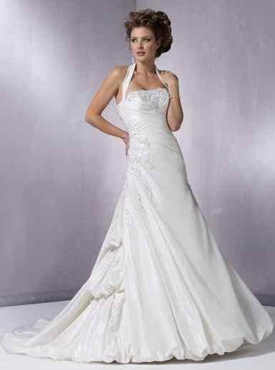 wedding dresses with straps 3
