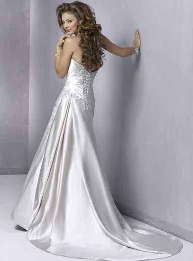 wedding dresses with straps 5 2