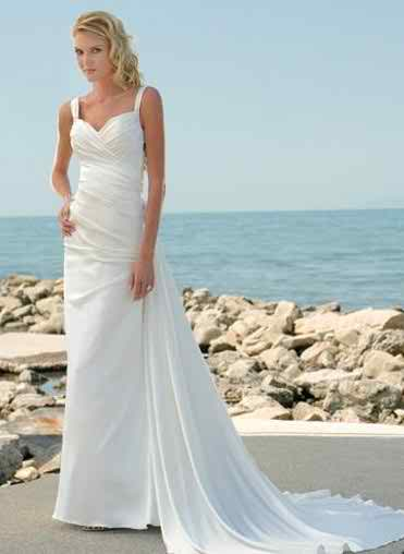 wedding dresses with straps 5 3