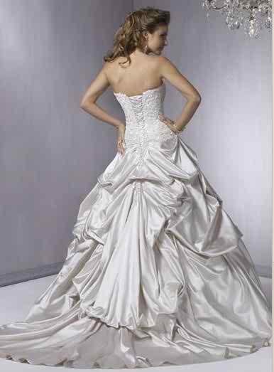 wedding dresses with straps 6