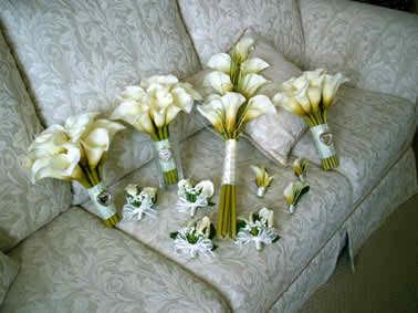wedding flowers package 4