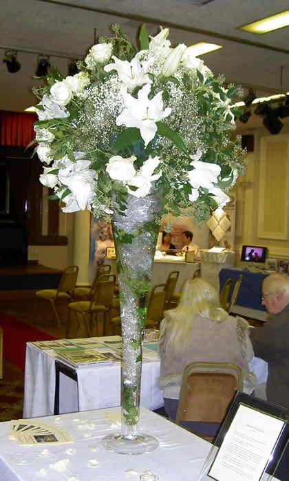 wedding reception flowers 2 2