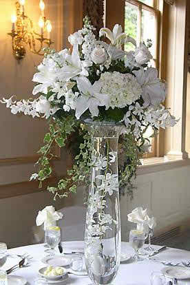 wedding reception flowers 2 3