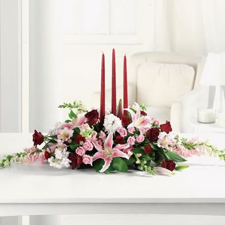 wedding reception flowers 3 3