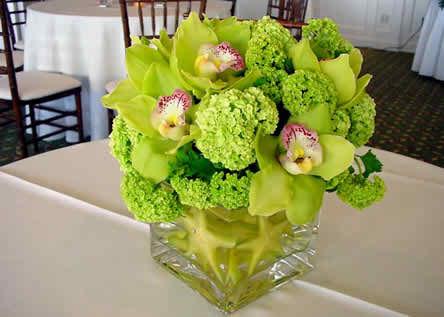 wedding reception flowers 32