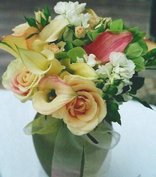 wedding reception flowers 34