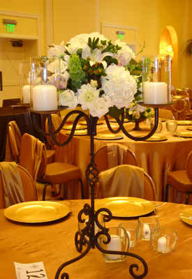 wedding reception flowers3