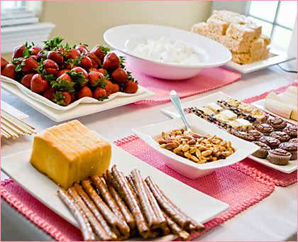 wedding shower desserts 2