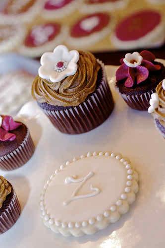 wedding shower desserts