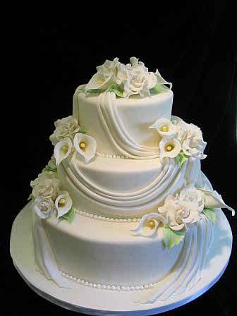 wedding with calla theme 22