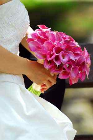 wedding with calla theme2