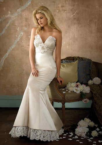 western wedding dresses2