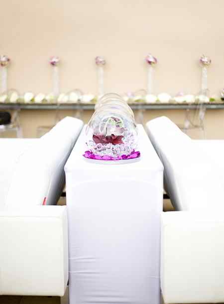 white and purple wedding 1_4