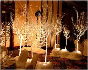 winter wedding themes 2