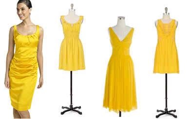 yellow wedding dress4
