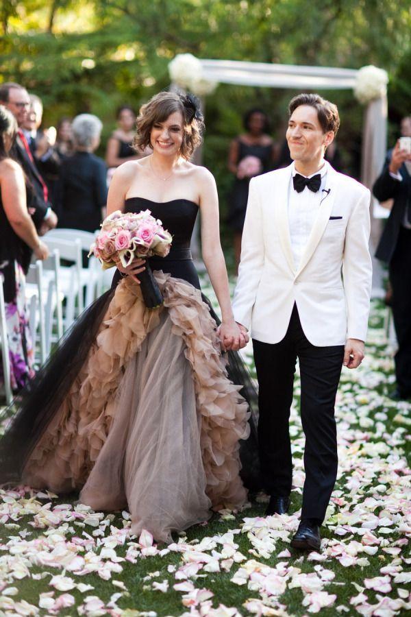 Beautiful Black Gold Wedding Inspiration Topweddingsites
