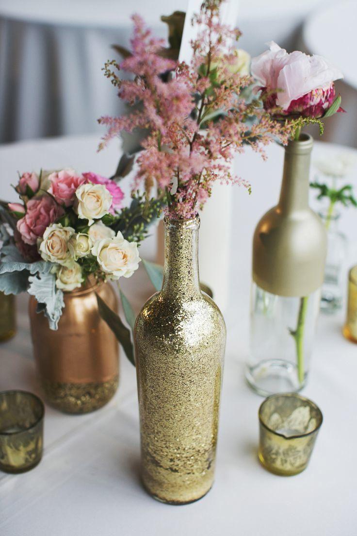 Glittering Centerpiece Ideas For Your Reception | | TopWeddingSites.com