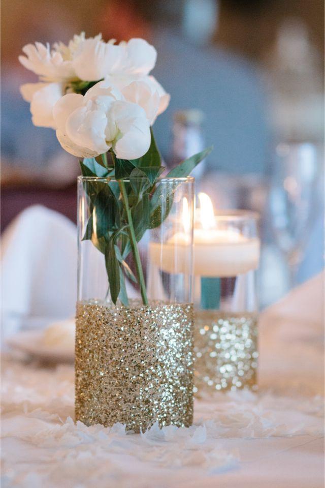 Glittering Centerpiece Ideas For Your Reception Topweddingsites