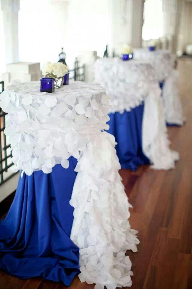 Royal Blue And White Wedding Inspiration Topweddingsites Com