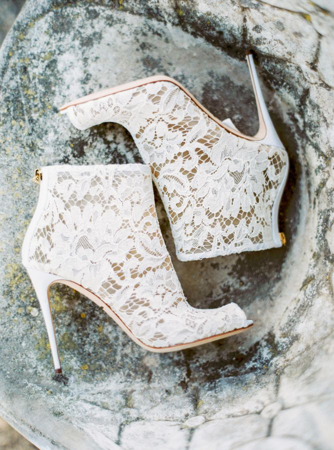 e45680b0663 Lace Wedding Shoes For the Bride-to-Be!     TopWeddingSites.com