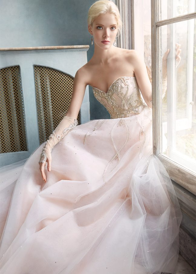 10 Magical Alvina Valenta Wedding Gowns From the 2016 Collection ...