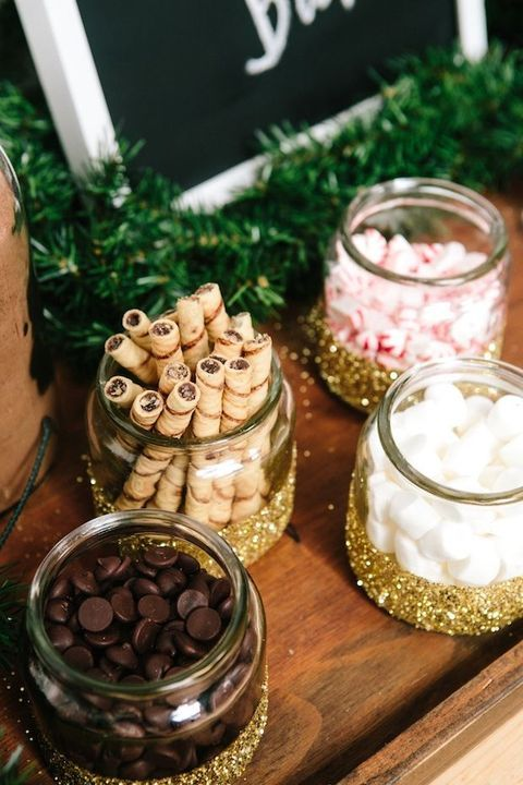 From Cookies To Chocolate Chips Think About What Everyone And Anyone May Want With Their Warm Treat