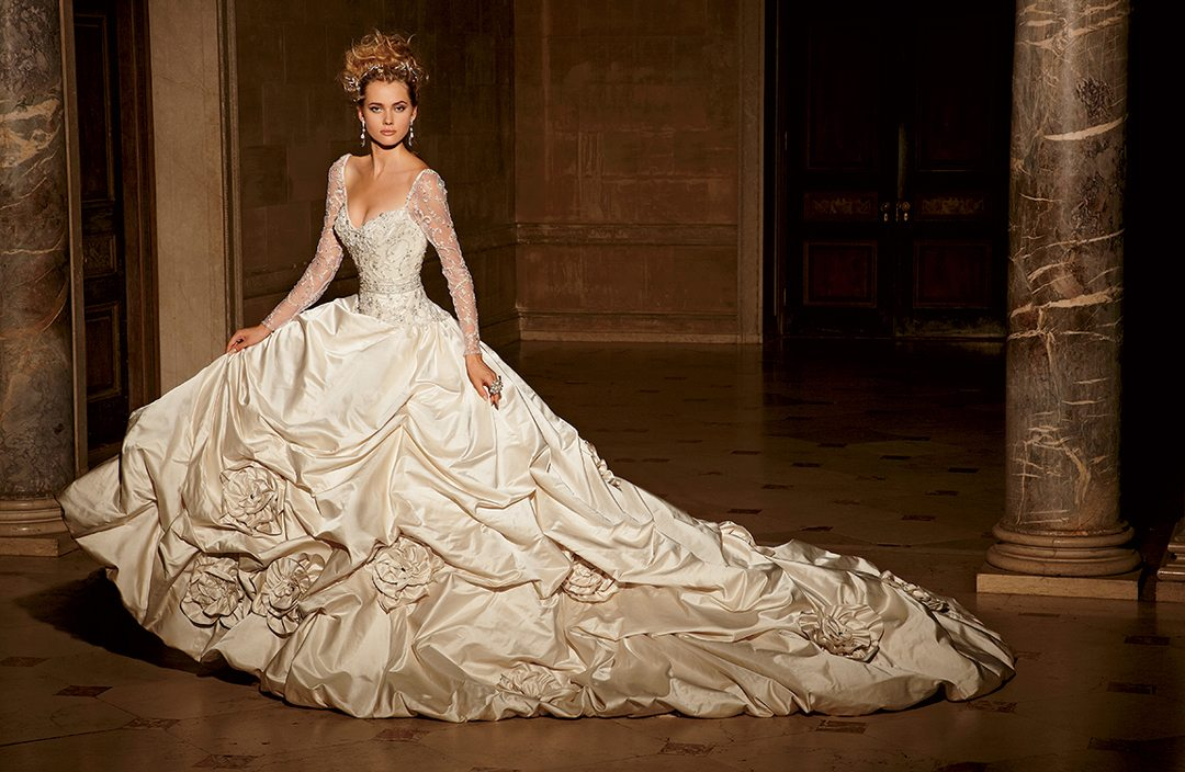 10 Stunning Eve Of Milady Wedding Gowns That Will Take Your Guests ...